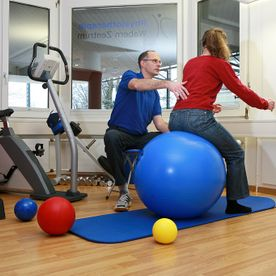 Gymnastikraum - Physiotherapie Wabern Zentrum - Bern
